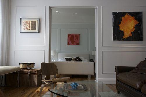 Best Living Room Is Benjamin Moore Super White And Bedroom Is 400 x 300