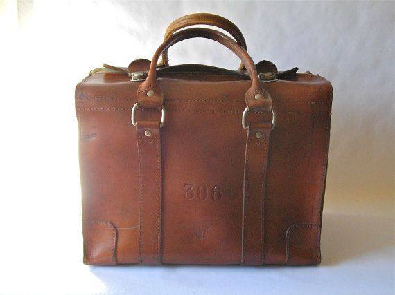 Leather Computer Bag For Men Satchel L By Myfrenchycottage Mens