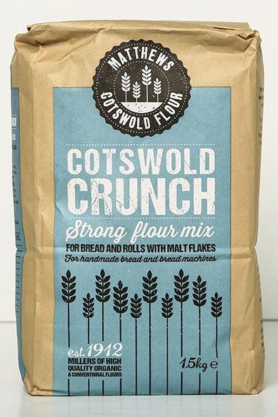 love this flour packaging.