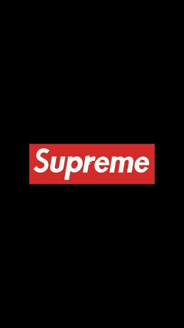 Wallpaper Supreme Mobile Android ou IOS