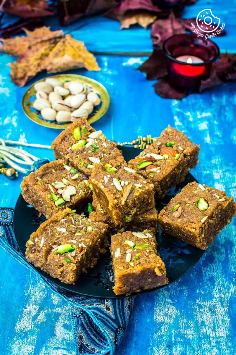 Mohanthal Recipe Mohan Thal 2 Ways Recipe Mohanthal Recipe Healthy Desserts Easy Sweet Crepes Recipe
