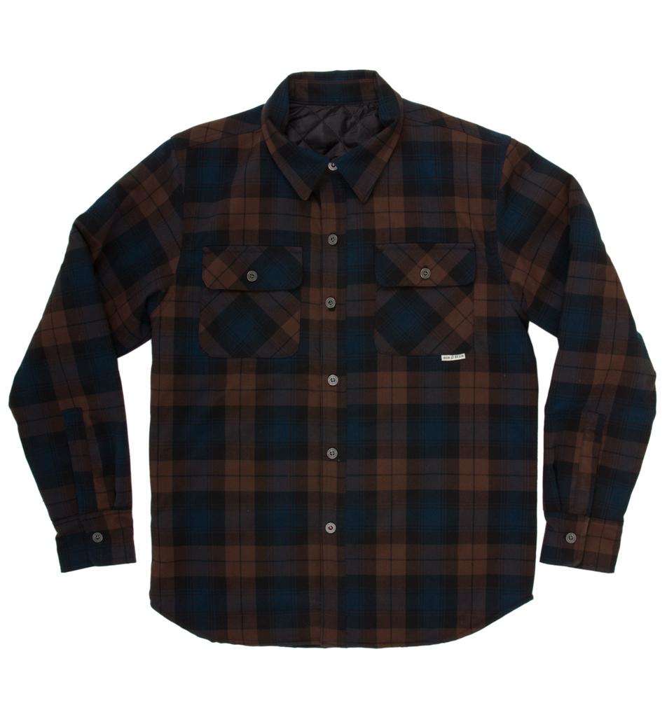 Carpenter Shirt Jacket Iron And Resin Carpenters Shirts Cool Shirts Mens Jackets