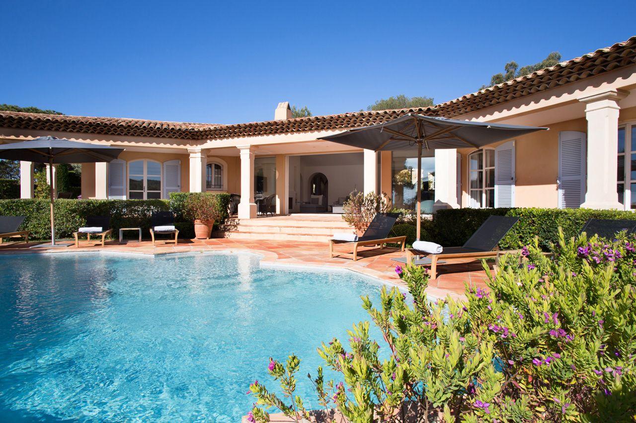 Villa 7, Réserve de Ramatuelle, SaintTropez / Casol
