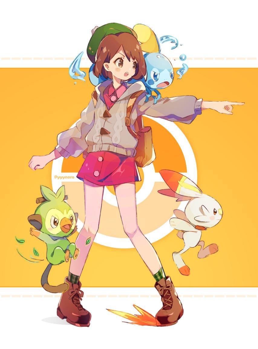 A New Adventure Awaits Pokemon Sword And Shield Pokemon