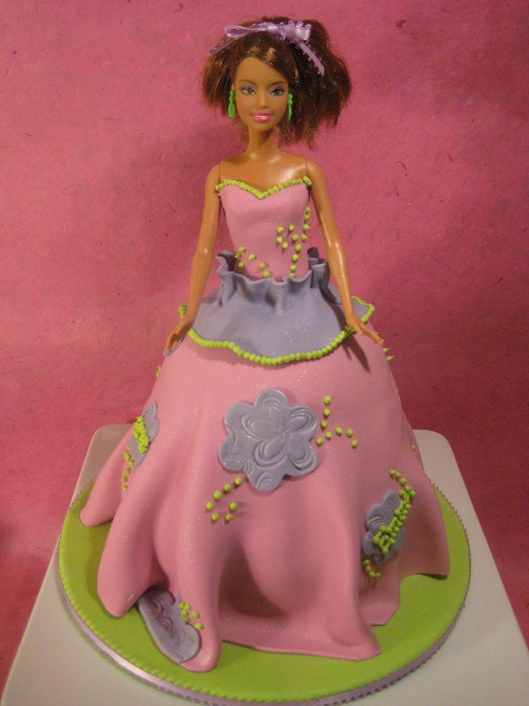 Barbie doll cake barbie cake barbie dolls barbie