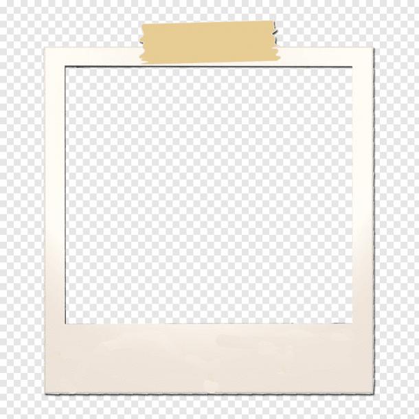 Polaroid Frame Png Polaroid Square White Frame Png Di 2020 Bingkai Foto Bingkai Dekorasi Rumah