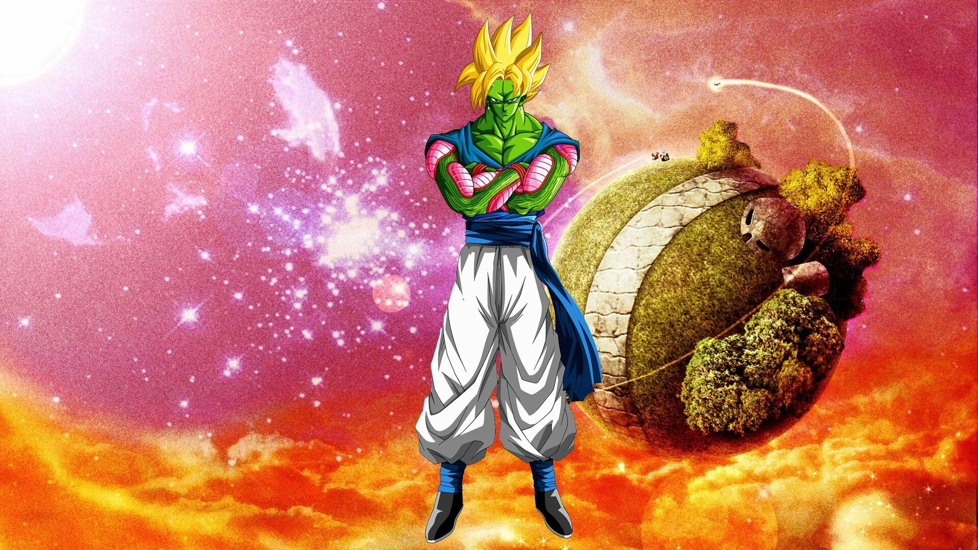 Goku Piccolo Fusion
