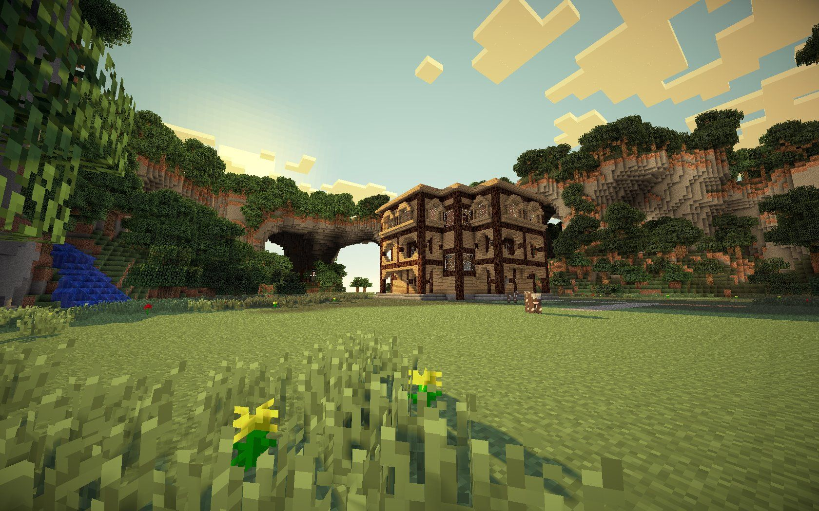 Download Wallpaper Minecraft Scenery - 0f82a007ad714d0ba64fd2d7e8302a9b  Best Photo Reference_174313.jpg