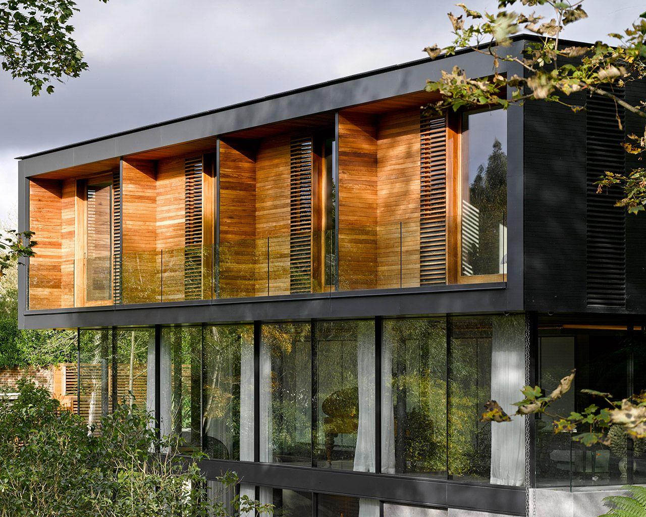 Прекрасная резиденция в Лондоне от архитектурного бюро Stanton ...