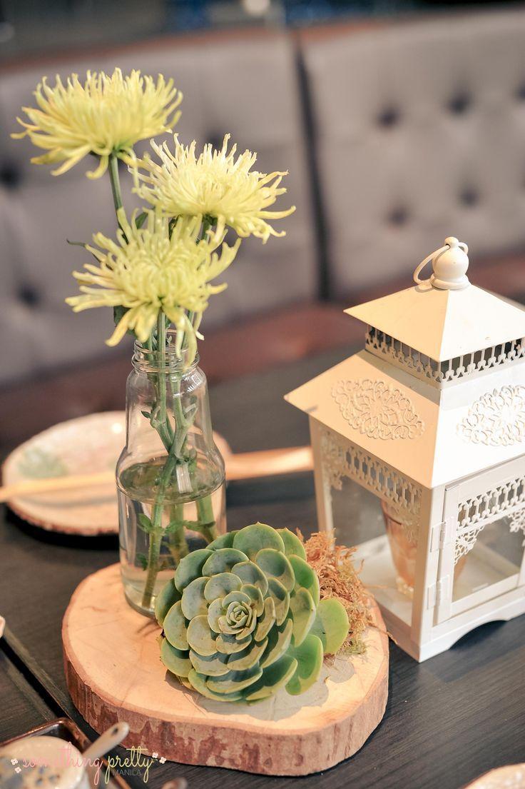 incredible design restaurant table centerpieces Liberation