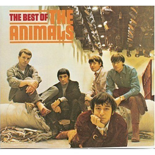 Best Of The Animals Eric Burdon House Of The Rising Sun Rock Album Covers