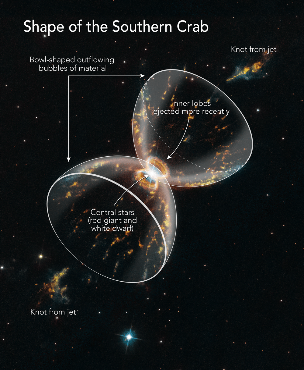 This stellar Crab Nebula image is the perfect way to