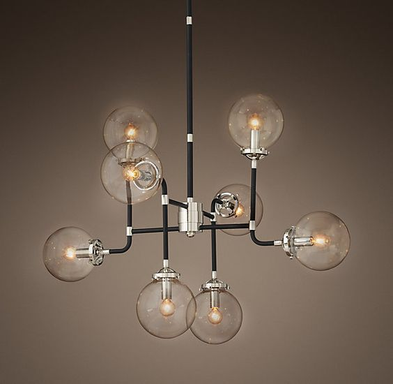 Filament chandelier lights google search bday pinterest filament chandelier lights google search aloadofball Gallery
