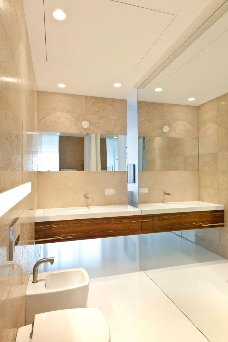 Modern White Apartment Interior By Alexandra Fedorova 11 Ideas