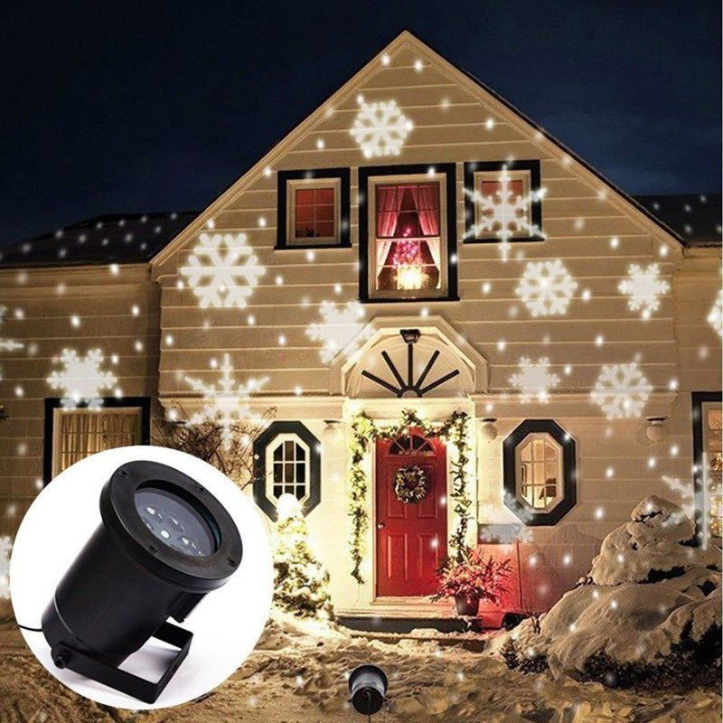 outdoor christmas landscape decoration moving laser projector led light lamp - Moving Outdoor Christmas Decorations