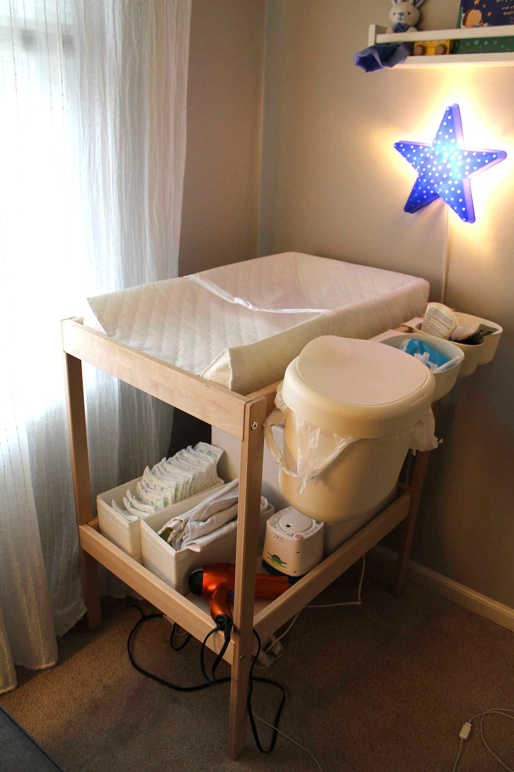 Easy Baby Diy Project For A Changing Table Pad For The Ikea