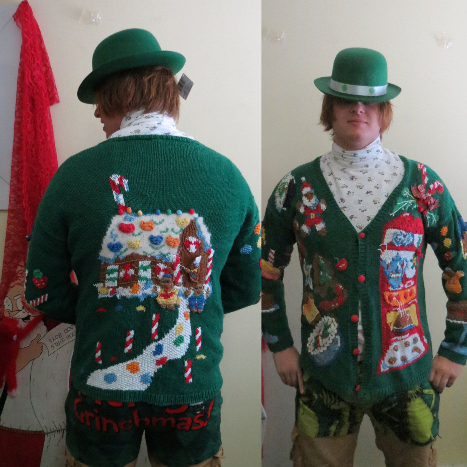 games for ugly christmas sweater party