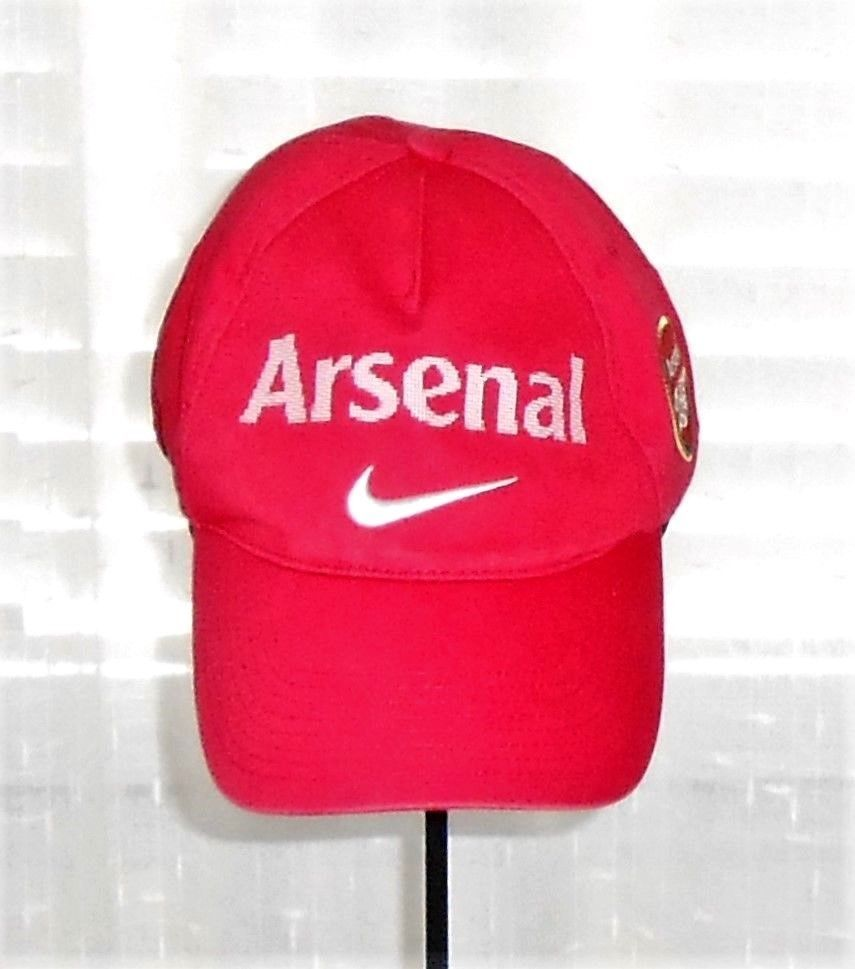 bde6ec8d84f ... discount nike arsenal red adjustable fit vented hat cap 100 cotton nike  baseballtruckerhatcap e9f91 58ea6