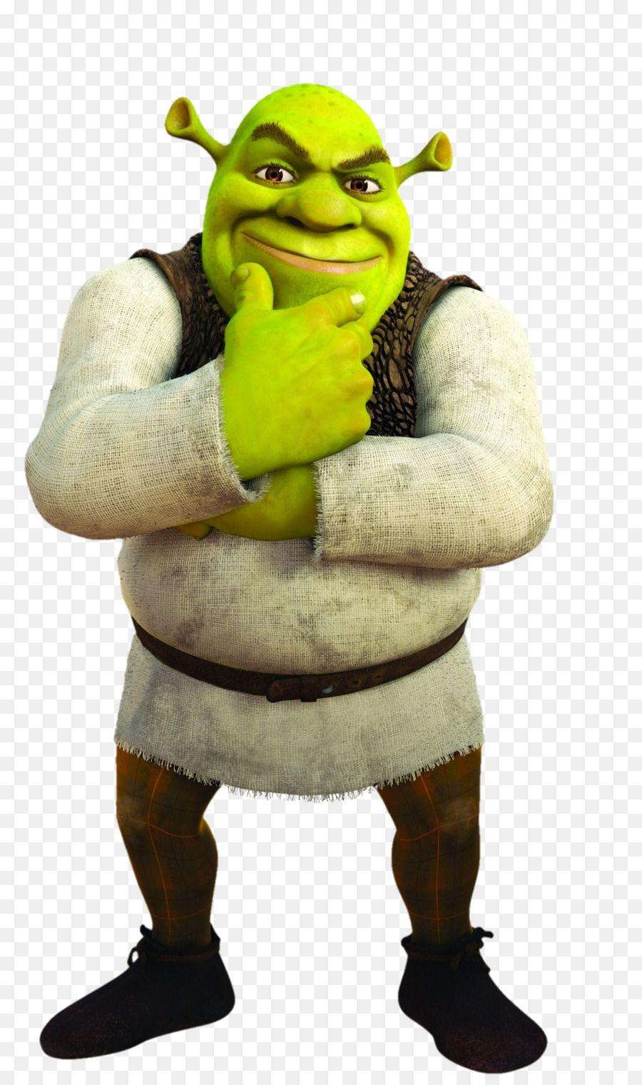 Shrek Transparent Clipart Donkey Gingerbread Man Clip Art Shrek Disney Fan Art Punk Disney Princesses
