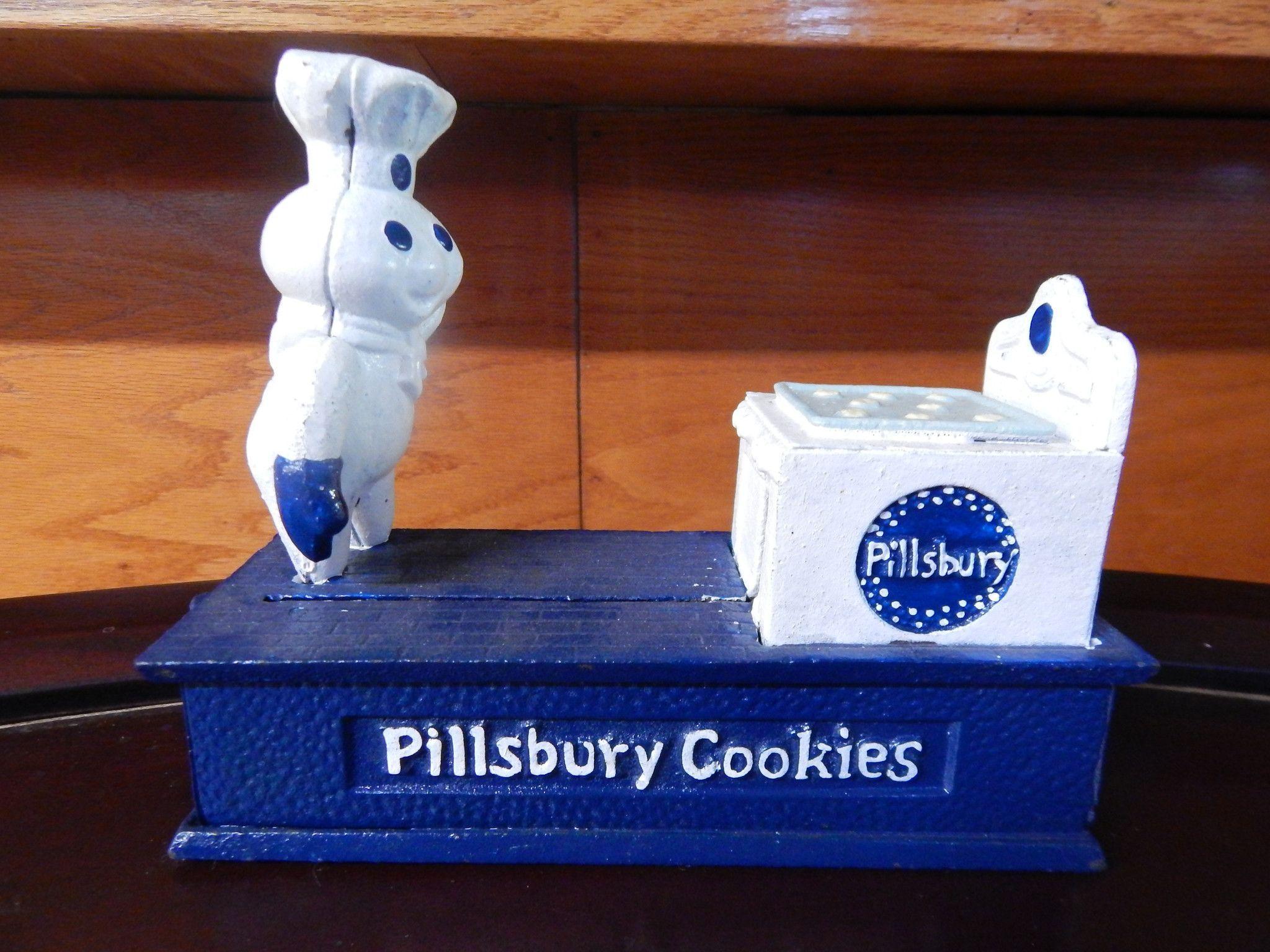 pillsbury doughboy bank limited edition tpc 1998 coin bank - Pillsbury Dough Boy Halloween Cookies