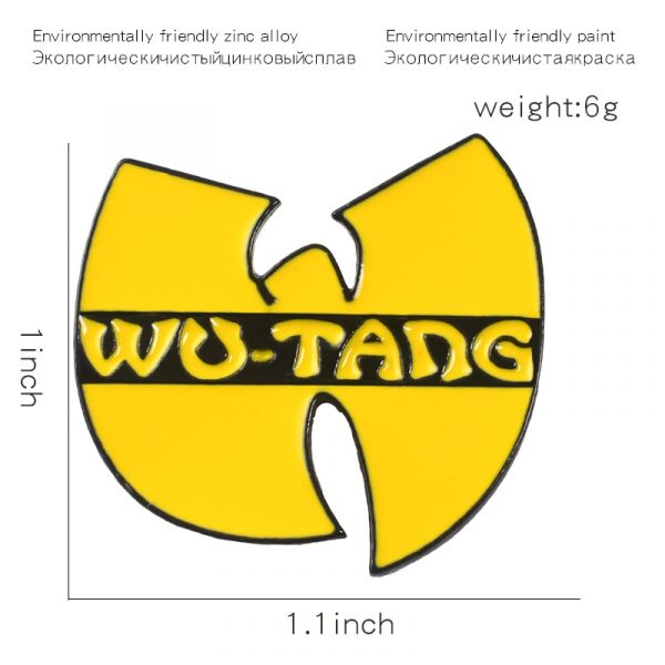 Accessories Musicdope80s Wu Tang Tattoo Wu Tang Clan Logo Wu Tang Clan
