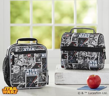 d8aed23c7a Star Wars™ Classic Lunch Bag  pbkids