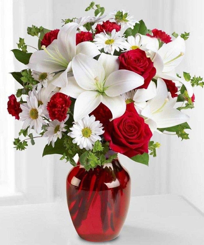 Schön Blumen Valentinstag Blumen Zum Valentinstag