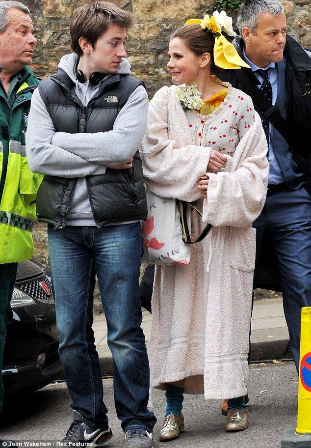 Amanda Abbington Sherlock Wedding Reality becomes...
