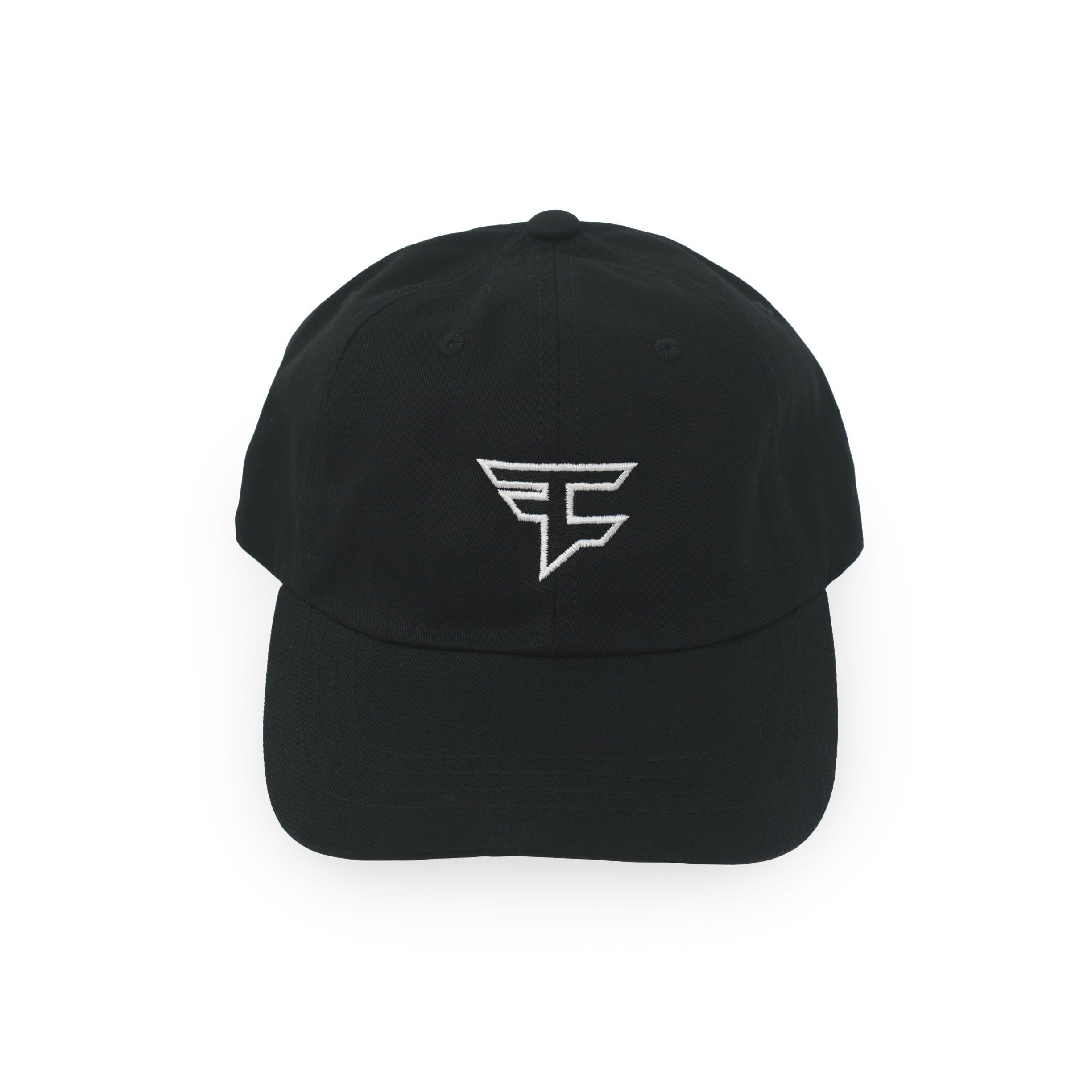 65ee8a07c49a0 Logo Dad Hat - ONE SIZE   BLACK