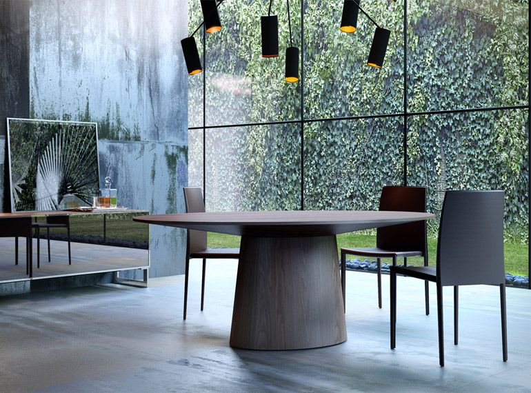 Sulivan Oval Dining Table are well designed by exceptional