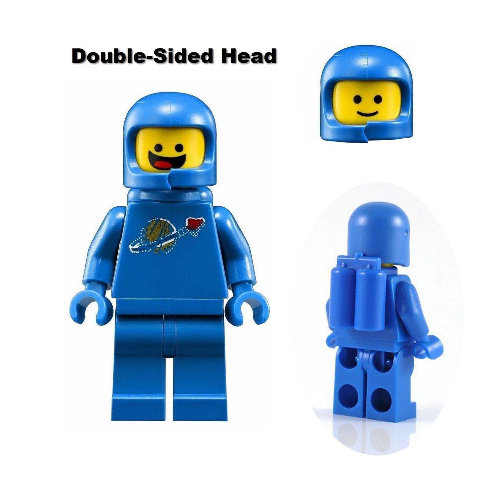 NEW! LEGO Minifigure BENNY the SPACE GUY MetalBeard's Sea ...
