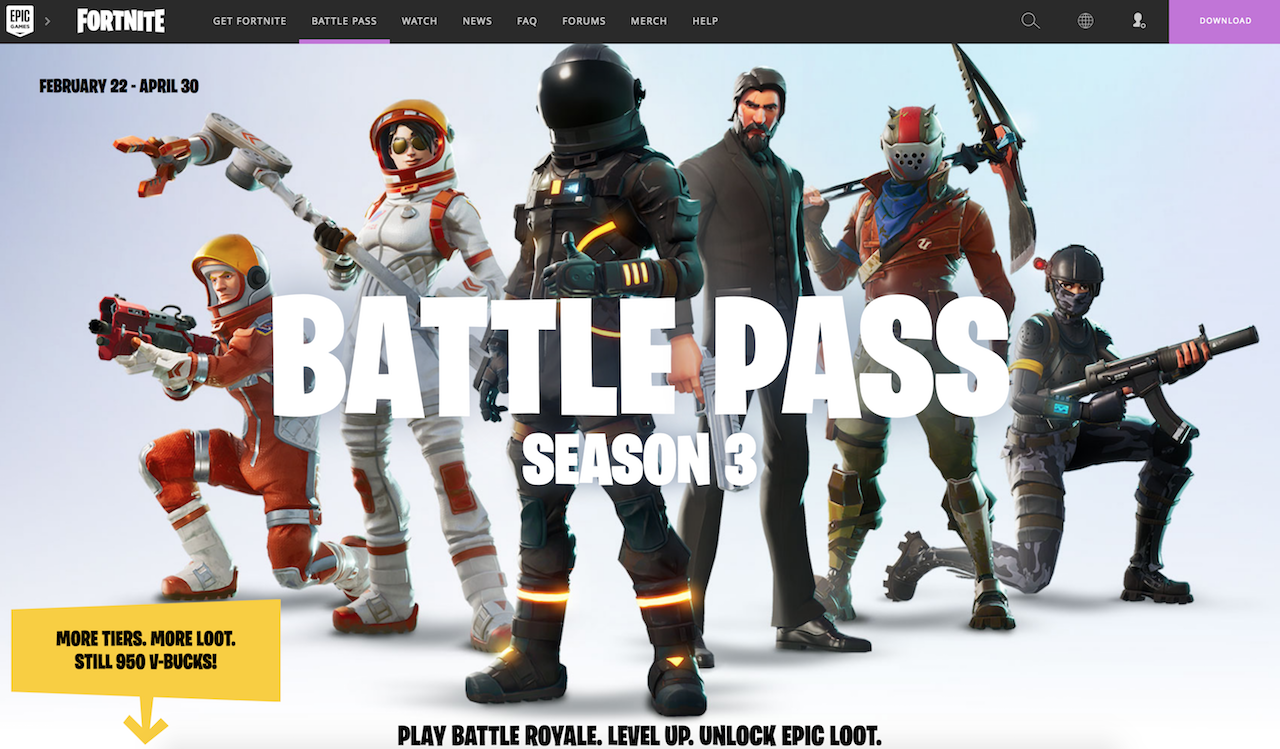 Fortnite Season 4 Might Start Next Week Fortnite Battle Royale Game