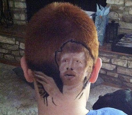 Cool 1000 Images About Spurs Haircuts On Pinterest Nba Playoffs San Hairstyle Inspiration Daily Dogsangcom