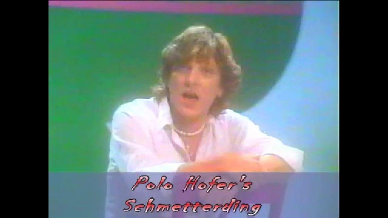 Polo Hofers Schmetterding - Gipsy Joe
