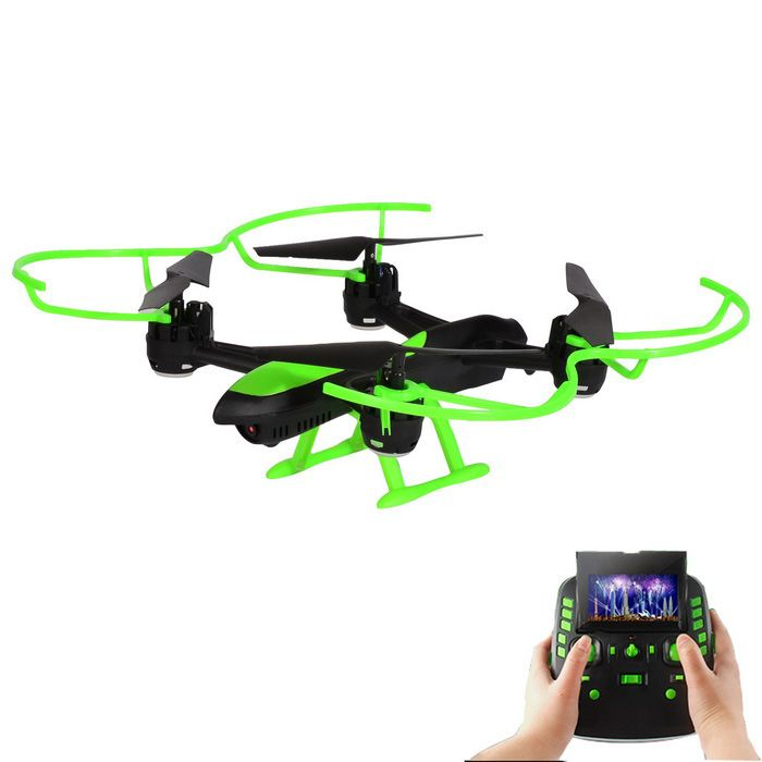 360' Flips, One Key Return, Headless Mode, Auto Hover, 5.8G FPV, 6-Axis Gyro. Find the cool gadgets at a incred