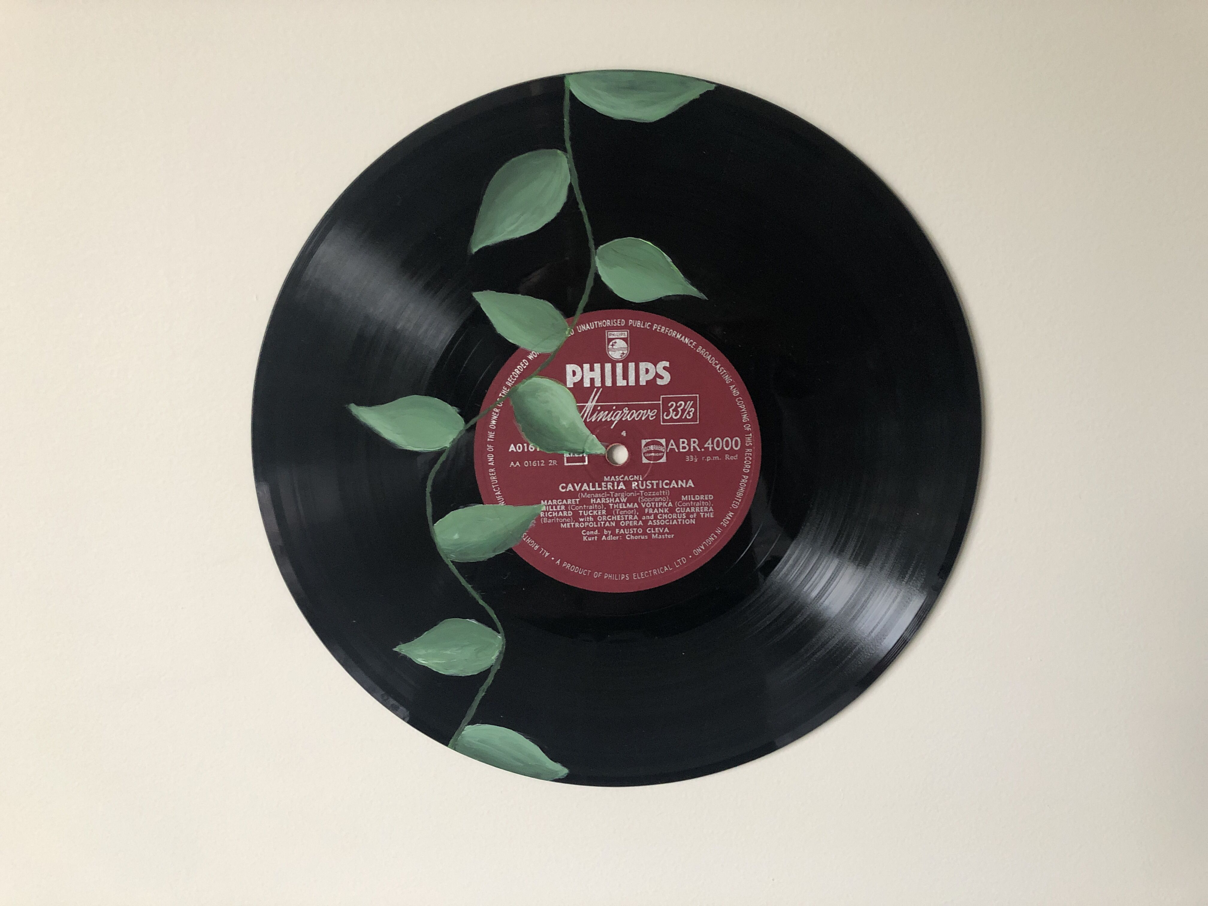 Electronics Workspace In 2020 Vinyl Art Paint Vinyl Record Art Record Wall Art