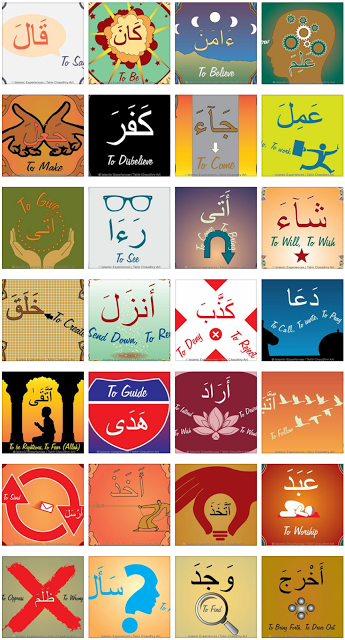 Islam From The Start Learning arabic, Arabic lessons, Words