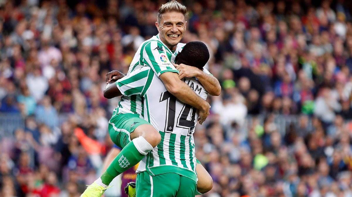 El País El Periódico Global Betis Camp Nou Moda