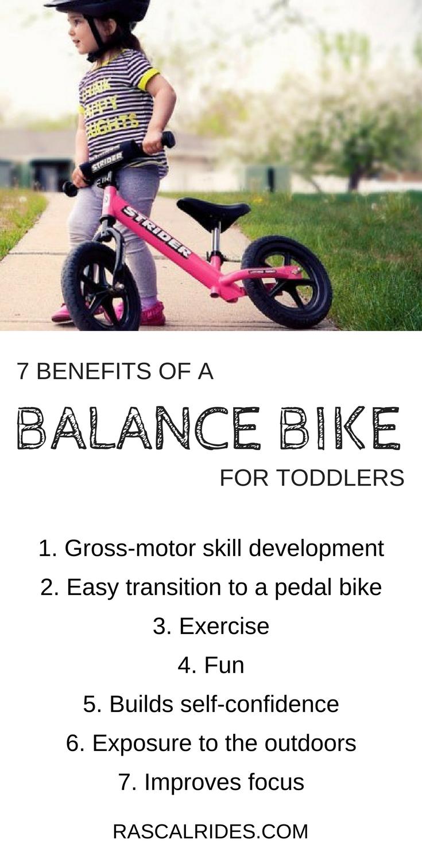 7 Reasons Your Toddler Needs A Balance Bike Balance Bike