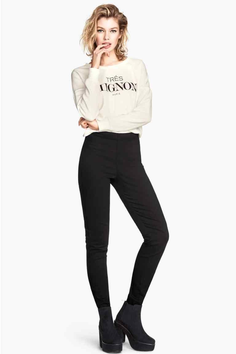 Pantaloni elasticizzati | H&M