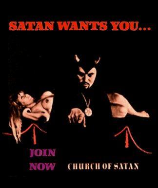 Satan want's you