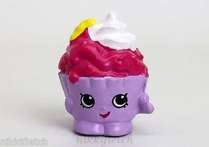Shopkins Season 4 4 026 Purple ICE Cream Queen Shopkin   eBay ...