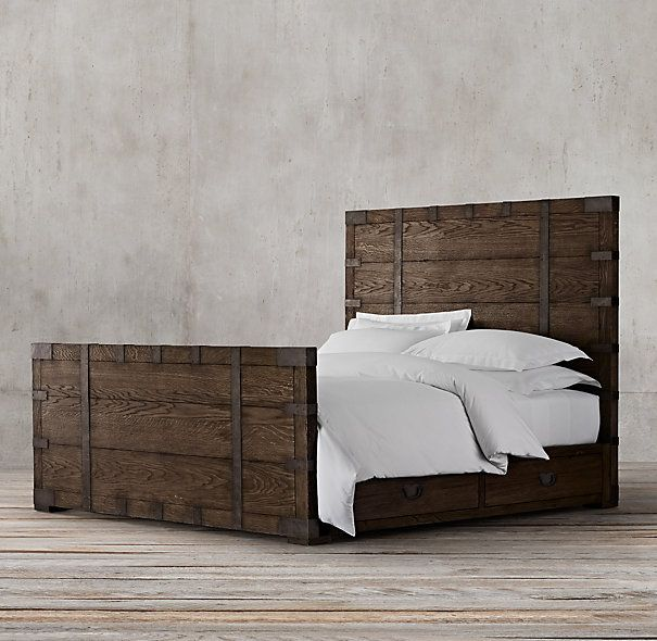 Heirloom Silver Chest Panel Bed With Footboard Bedroom Collection Silver Bedding Bed Furniture