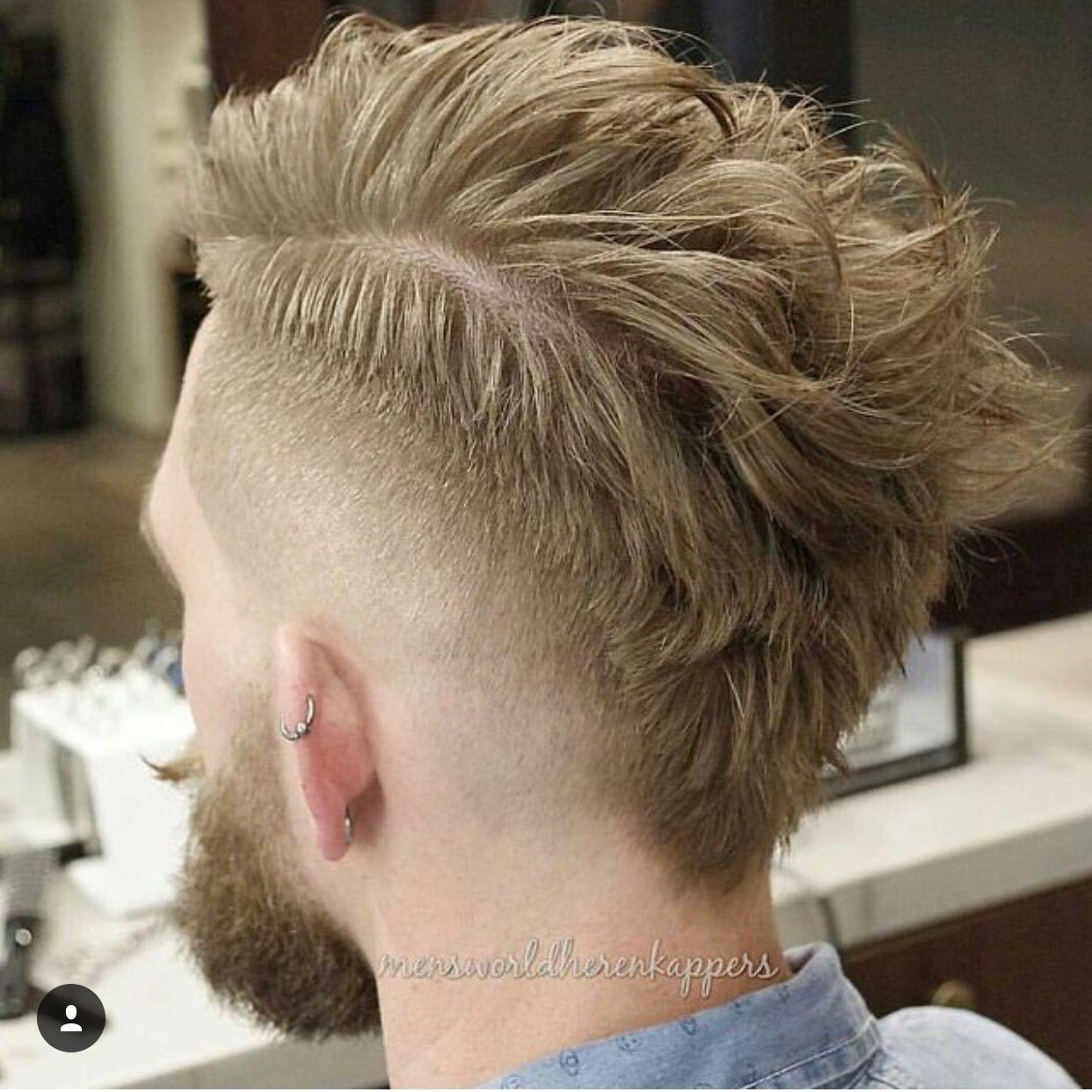11 Peinado mohicano