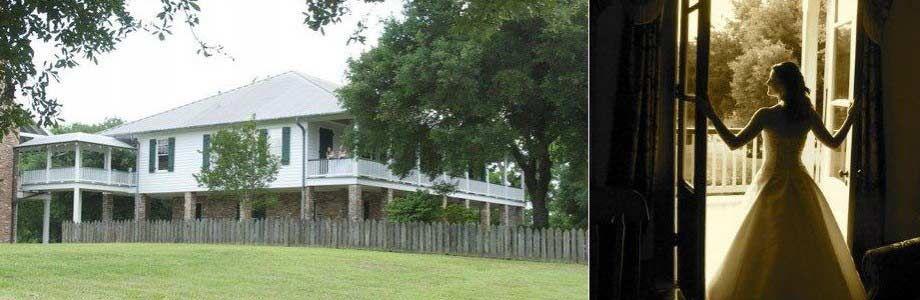 Louisiana Plantation Hammond La. Weddings, Receptions