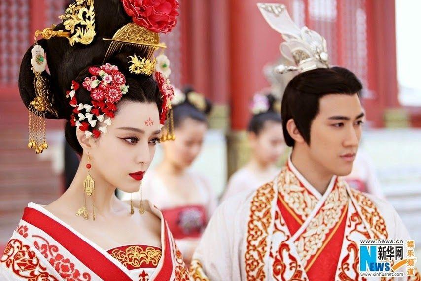 The Last Empress Jang Nara and Shin Sung-rok Ready to