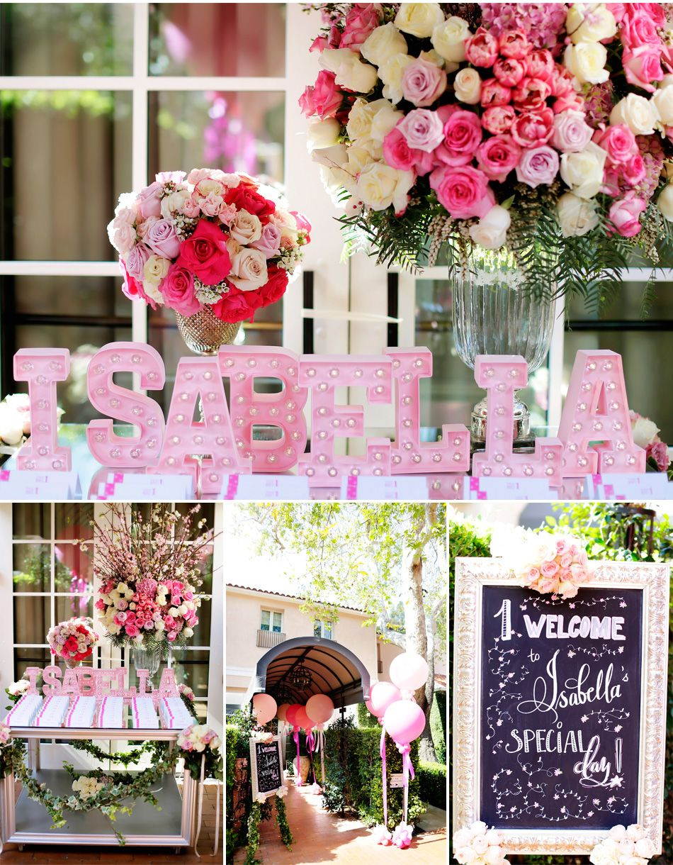 1st Birthday Party at Hotel Bel Air — International Event