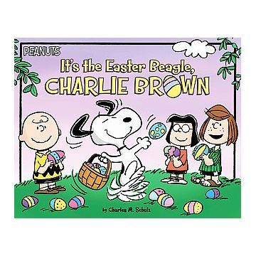 It S The Easter Beagle Charlie Brown Peanuts Paperback By