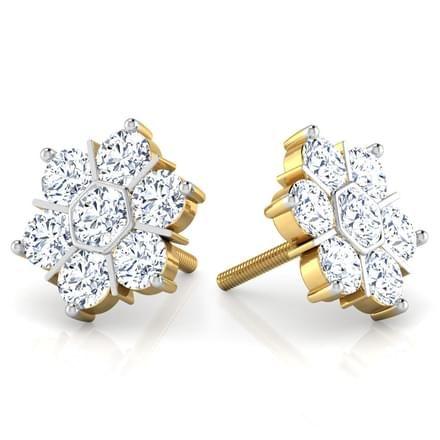 Kveta Fl Studs Jewels In 2019 Jewelry Earrings