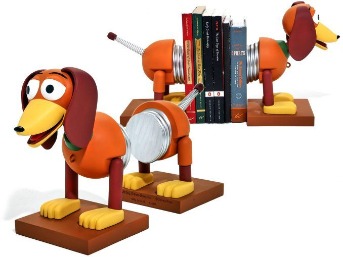 Toy Story Slinky Dog Bookends Toy Story Slinky Bookends Toy Story